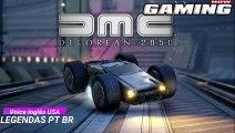 GRIP: Combat Racing - Delorean  launch Trailer / GRIP: Corrida de Combate - Delorean Trailer de lançamento