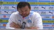 """10e j. - Villas-Boas : """"Je n'ai pas peur du PSG"""""""
