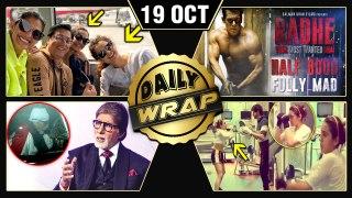 Kangana Sonam Turn Friends, Sara Ali Khan Boxing, Salman Khan's Radhe Teaser | Top 10 News