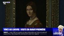 """""""Leonard était le premier artiste qui était parvenue à donner la vie à la matière picturale."""" Visite en avant-première de l'exposition Leonard de Vinci au Louvre"""