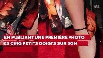 PHOTO. Shay Mitchell (Pretty Little Liars) a accouché : découvrez le premier cliché de son bébé