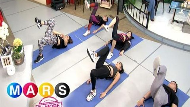 Mars Pa More: How to train like a beauty queen | Push Mo Mars