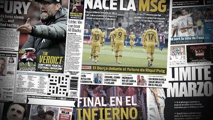 La colère de Jürgen Klopp fait les gros titres, Eden Hazard mis sous pression