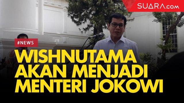 Wishnutama Beri Keterangan Pers usai Bertemu Jokowi di Istana