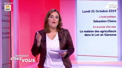 Philippe Dallier - Bonjour chez vous ! Lundi 21 octobre