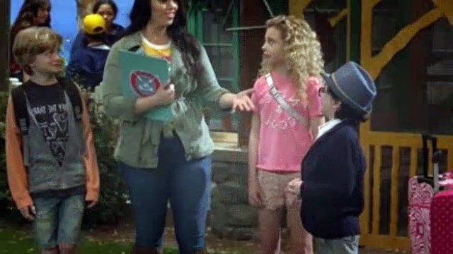 Bunk'd S04E01 - Who da Boss- Lou da Boss!