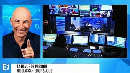 """Régis de la SNCF : """"On a inventé le 1, 2, 3, la grève"""" (Canteloup)"""