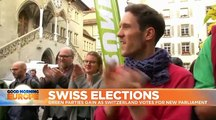 Swiss election: Greens gain while far-right loses ground