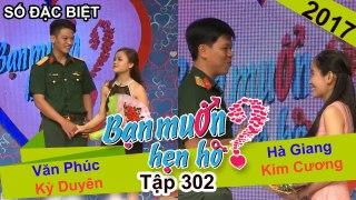 BAN MUON HEN HO SO DAC BIET Tap 302 UNCUT Van Phuc Ky Duyen