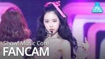 [예능연구소 직캠] APINK - Eung Eung (SON NA EUN), 에이핑크 - %%(응응) (손나은) @Show Music core 20190119