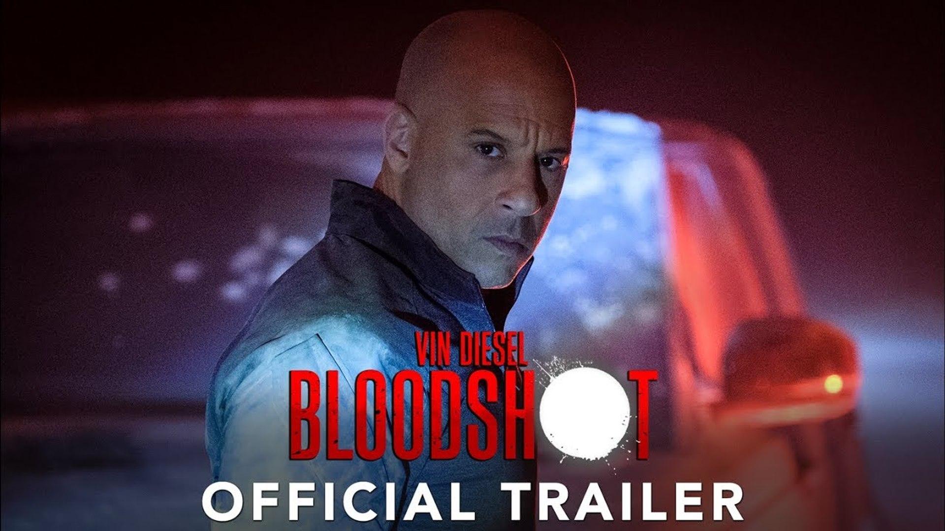 Bloodshot Trailer (2020) Action Movie
