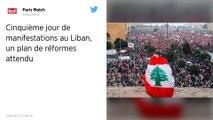 Liban. Cinquième jour de manifestations, grève générale, un plan de réformes attendu