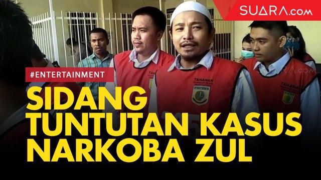 LIVE REPORT: Sidang Tuntutan, Zul Zivilia Terancam Hukaman Mati