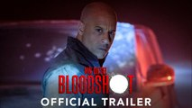 BLOODSHOT Movie - Vin Diesel