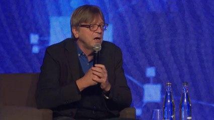 Entretien avec Guy Verhofstadt