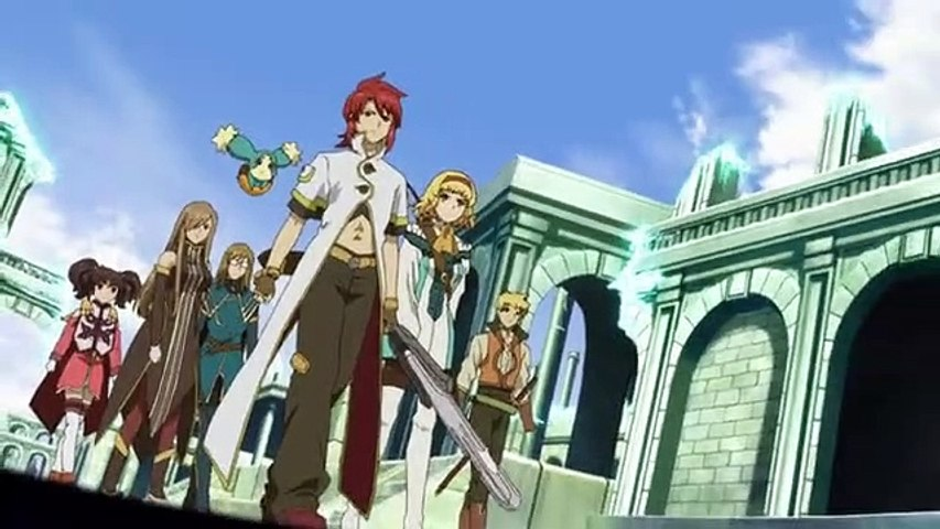 Tales of the Abyss E 25 ENG Sub