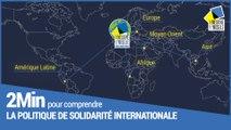 2 minutes pour comprendre la politique de solidarité internationale du Département