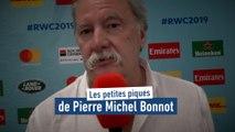 Les petites piques de Pierre Michel Bonnot - Rugby - Mondial