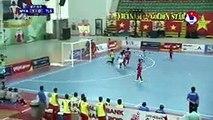 Highlights | Myanmar – Timor-Leste | AFF HDBank Futsal Championship 2019 | VFF Channel