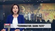 "Linda Hamilton, Arnold Schwarzenegger in S. Korea to promote ""Terminator: Dark Fate"""