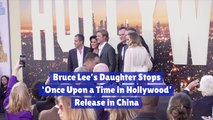 China And 'Once Upon a Time in Hollywood'