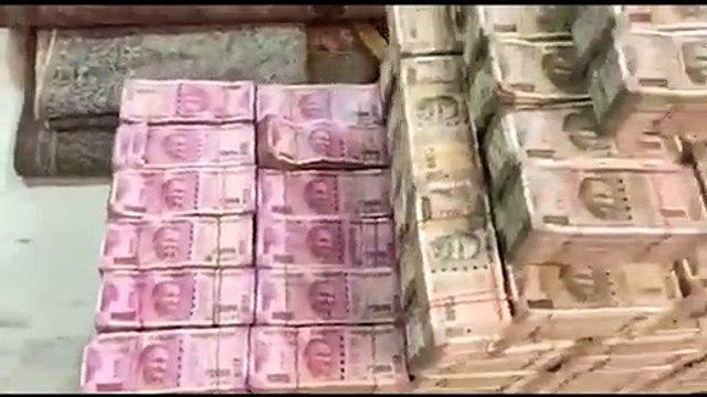 RS.500 seized crores in kalki ashram