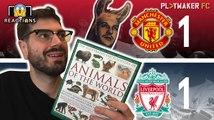 "Reactions | Man Utd 1-1 Liverpool: ""This is no longer an elite fixture"""