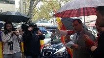 Concentración en Palma en apoyo al trabajo de policías nacionales