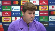 It's natural our confidence is low - Pochettino