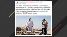 World's Oldest Pearl Was Found Off Abu Dhabi