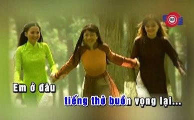 Áo Lụa Hà Đông (Karaoke) - Quang Dũng