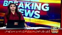 2 cargo ships collided in Karachi