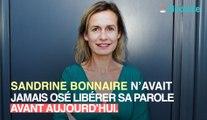 L'actrice Sandrine Bonnaire, détruite par la violence conjugale