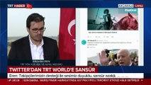 İbrahim Eren'den TRT World'ün içeriklerinin kısıtlanmasıyla ilgili açıklama