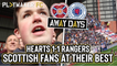 Away Days | Hearts 1-1 Rangers: Electric atmosphere at Tynecastle