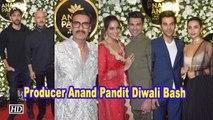 Producer Anand Pandit Diwali Bash | Kartik Aaryan, Ajay Devgn, Hrithik Roshan attend