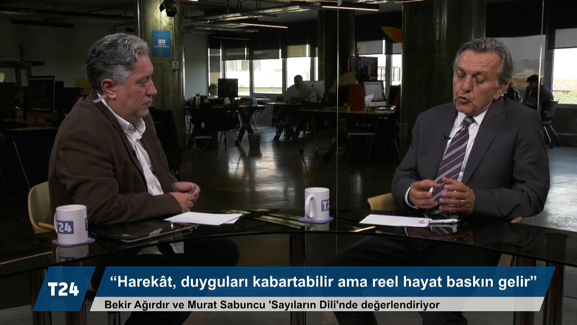 Bekir Ağırdır: CHP, 23 Haziran'da Kürtlerden aldığı desteği bir daha zor alır