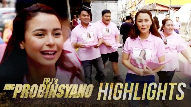 Alyana stars her campaign | FPJ's Ang Probinsyano