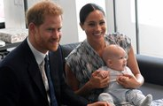 Prince Harry's son Archie is 'chatty'