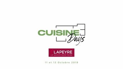 Cuisine Days: retour en images sur l'événement
