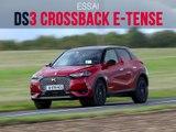 Essai DS3 Crossback E-Tense (2019)
