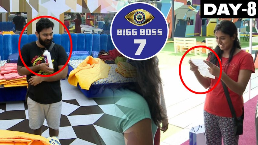 Bigg Boss Kannada 7 : Chaitra Kotur can't leave Shine shetty alone