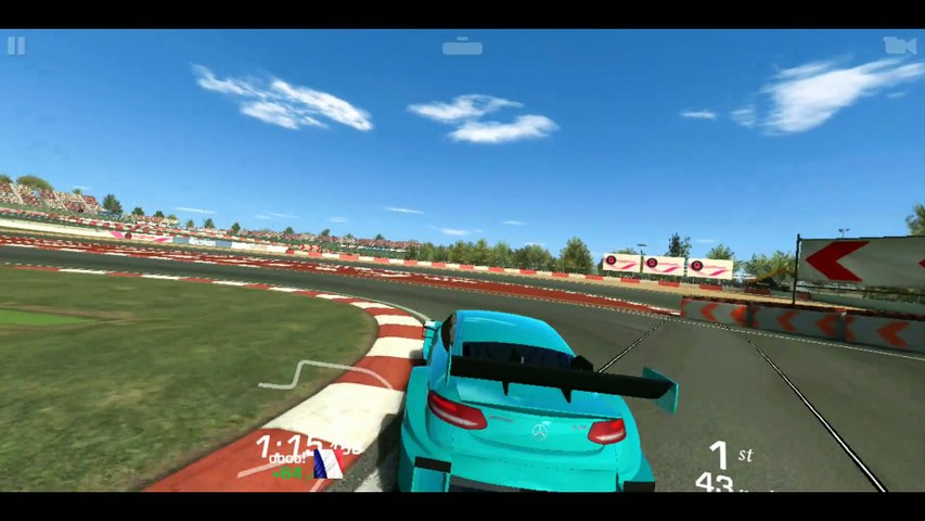 Real racing 3 HD Gameplay  #Mercedes-AMG   C 63#