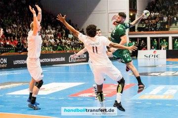 Handball   Interview : Elohim Prandi (USAM Nîmes)