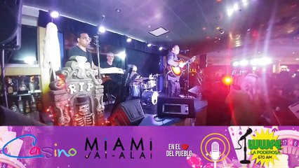 Casino Miami - Amaury Gutierrez - Oct 19, 2019