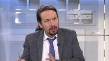 """Iglesias: """"Torra ha actuado de manea nefasta y Podemos ha pedido su dimisión"""""""