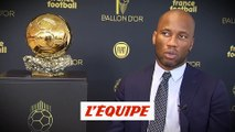 Drogba «Messi et Ronaldo ? Je ne suis pas usé par leur rivalité» - Football - Ballon d'Or
