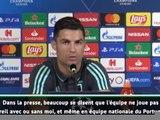 Groupe D - Ronaldo : ''Que l'on joue avec Matuidi, Rabiot ou Dybala, l'important c'est de le faire en équipe''