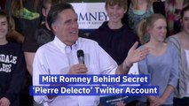 Mitt Romney's Secret Twitter Account