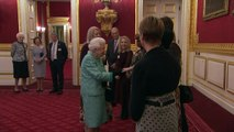 The Queen Celebrates 60th Anniversary of Bereavement Charity